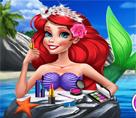 Ariel Yaz Makyajı