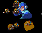 Megaman Uzayda