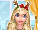 Cindy'nin Kış Kıyafeti