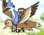 Regular Show Uçuş